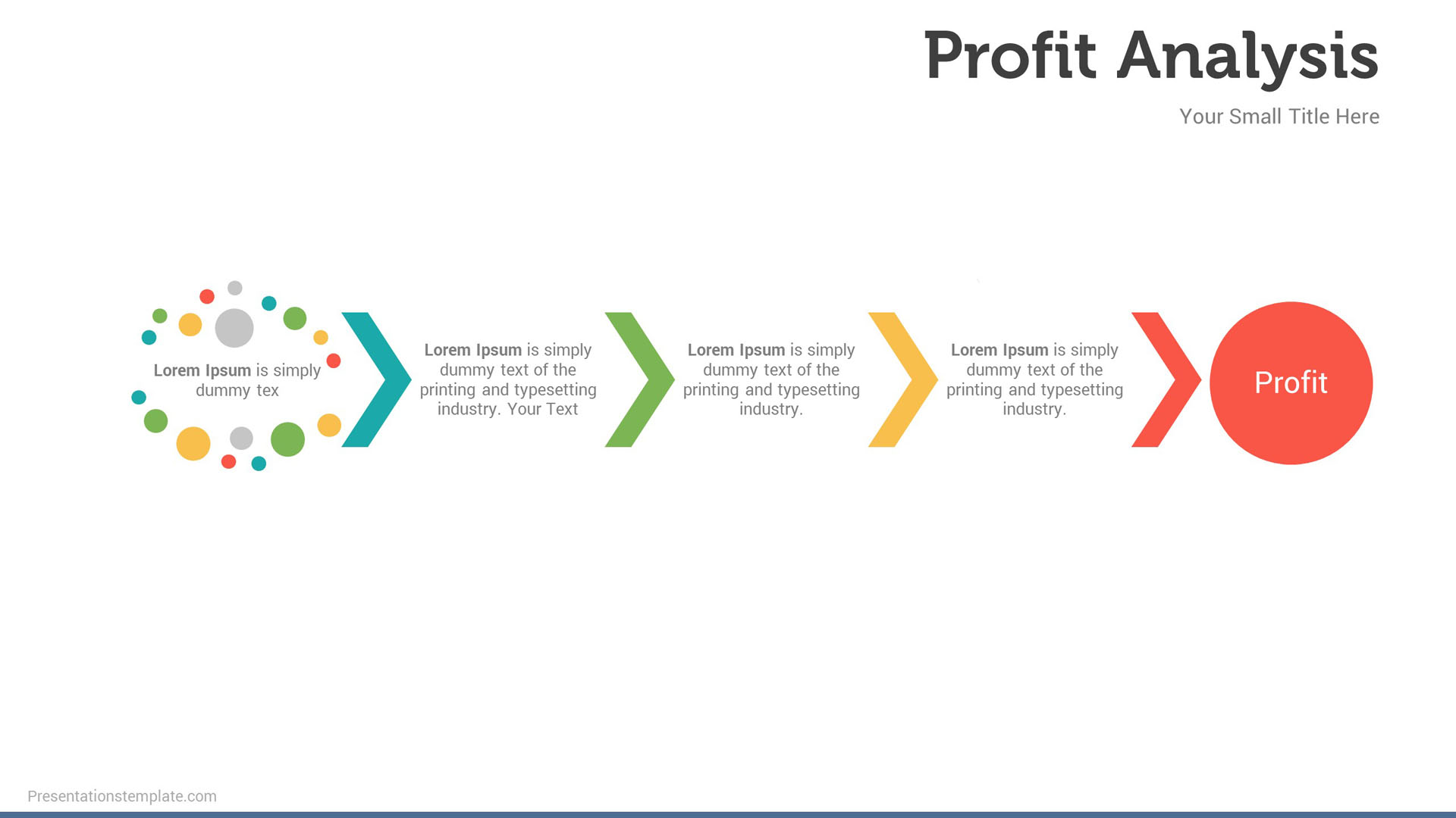 competitive advantages  u2013 presentations template