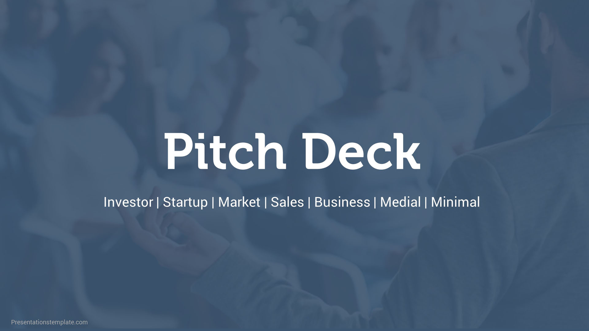 powerpoint pitch deck templates examples