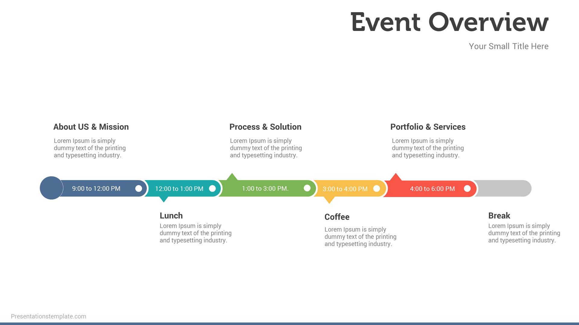 Presentations Template Presentation Agenda Slides